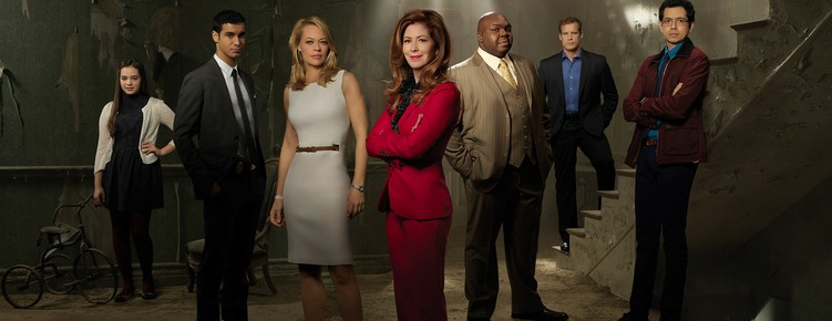 S�rie Body of Proof